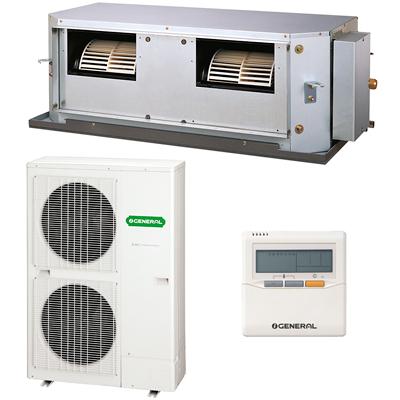Кондиционеры Канальные кондиционеры: Канальный кондиционер   ARHC45L Серия ARHC-L Inverter