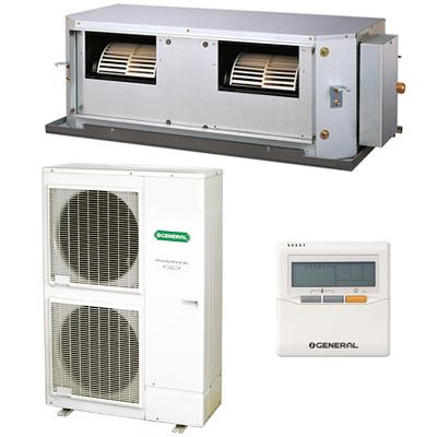 Кондиционеры Канальные кондиционеры: Канальный кондиционер   ARHC54L Серия ARHC-L Inverter