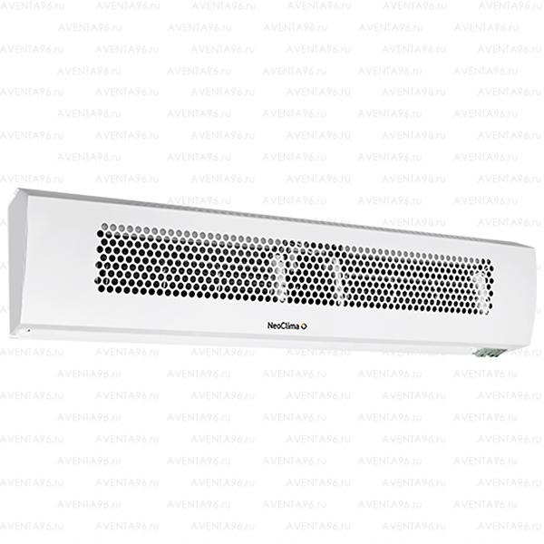 Тепловое оборудование Тепловые завесы электрические: Тепловая завеса   ТЗС-508