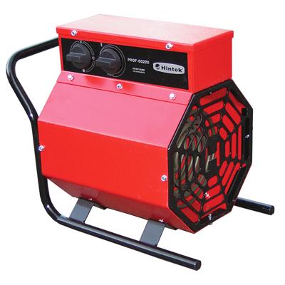 Тепловое оборудование Тепловые пушки электрические: Тепловая пушка   Prof 06380