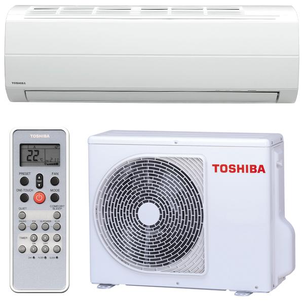 Toshiba ras 07 инструкция