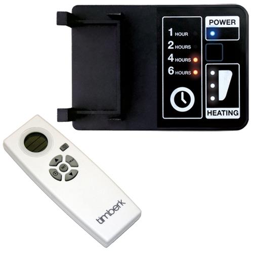 TMS 08.CH Блок дистанционного управления для инфракрасных обогревателей