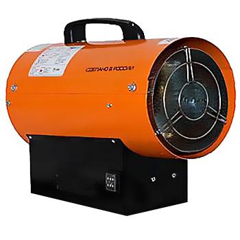 Тепловое оборудование Тепловые пушки газовые: Газовая тепловая пушка   Prof NPG-10