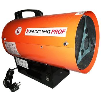 Тепловое оборудование Тепловые пушки газовые: Газовая тепловая пушка   Prof NPG-20