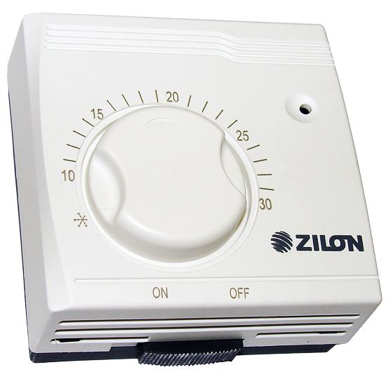 Тепловое оборудование Комплектующие: ZA-1 терморегулятор комнатный для ИК обогревателей
