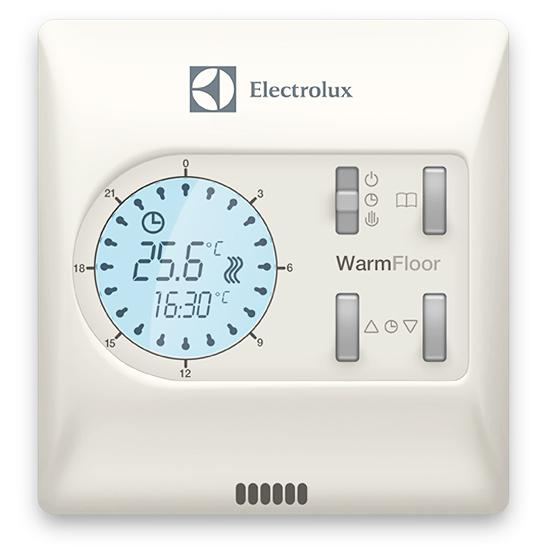 Теплый пол и греющий кабель Терморегуляторы для теплого пола: Терморегулятор для теплого пола   ETA-16 Thermotronic Avantgarde