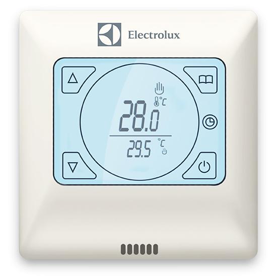 Теплый пол и греющий кабель Терморегуляторы для теплого пола: Терморегулятор для теплого пола   ETT-16 Thermotronic Touch