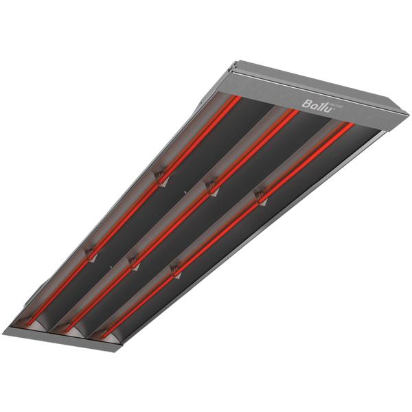 Тепловое оборудование Инфракрасные обогреватели электрические: Инфракрасный обогреватель   BIH-T-3.0