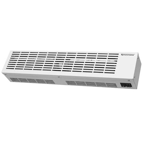 Тепловое оборудование Тепловые завесы электрические: Тепловая завеса   К-2