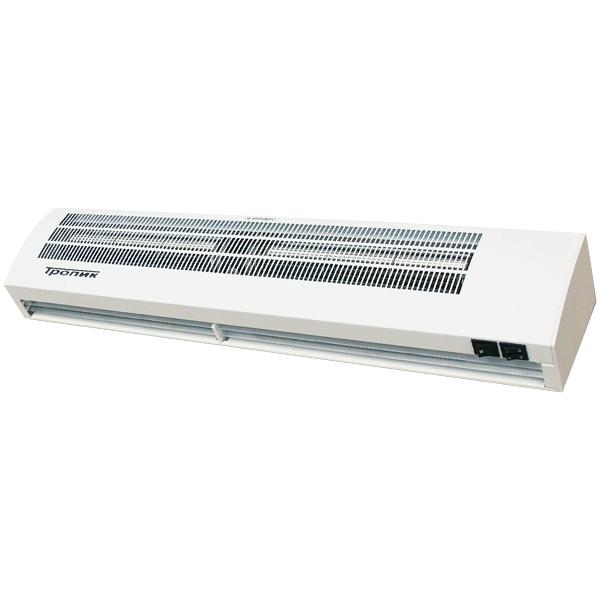 Тепловое оборудование Тепловые завесы электрические: Тепловая завеса   А-3