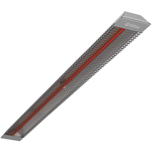 Тепловое оборудование Инфракрасные обогреватели электрические: Инфракрасный обогреватель   RIT-1.0