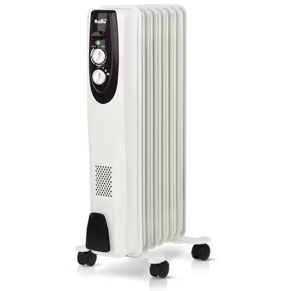 Тепловое оборудование Масляные обогреватели: Масляный обогреватель   BOH/CL-07WRN