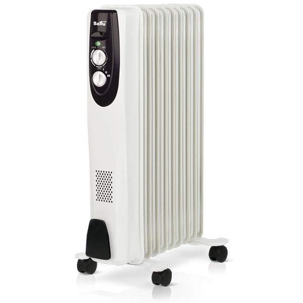 Тепловое оборудование Масляные обогреватели: Масляный обогреватель   BOH/CL-09WRN
