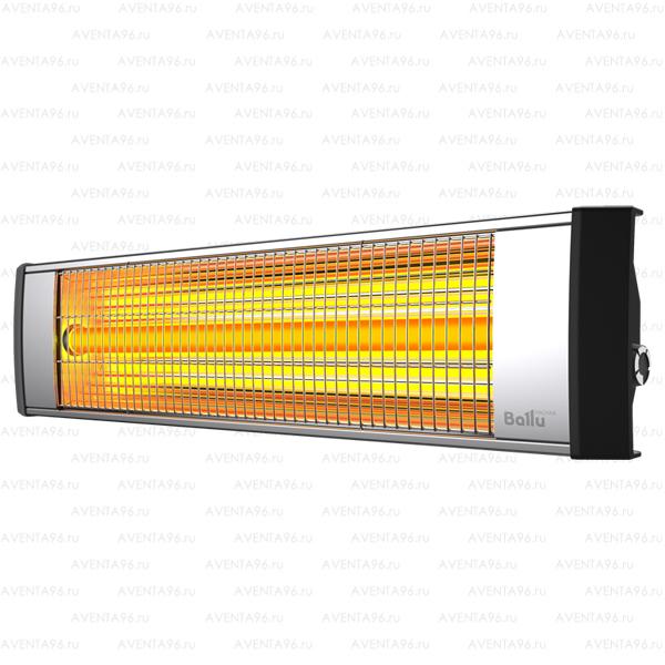Тепловое оборудование Инфракрасные обогреватели электрические: Инфракрасный обогреватель   BIH-L-3.0