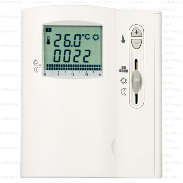 Тепловое оборудование Комплектующие: RDE 10.1 - Программируемый контроллер температуры
