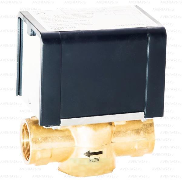 Тепловое оборудование Комплектующие: Клапан двухходовой с сервоприводом