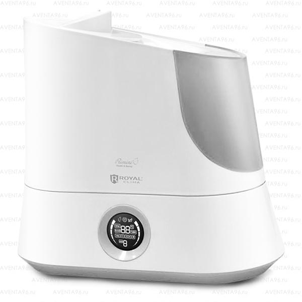Очистители и увлажнители Увлажнители воздуха: Увлажнитель воздуха   RUH-R320/5.0E-WT