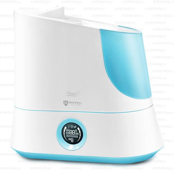 Очистители и увлажнители Увлажнители воздуха: Увлажнитель воздуха   RUH-R320/5.0E-BU