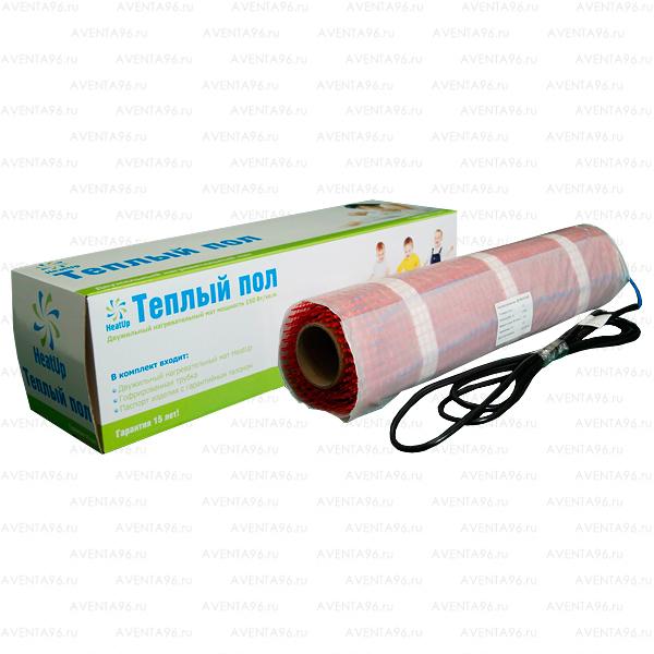 Теплый пол и греющий кабель Нагревательные маты: Нагревательный мат   3.0 м²