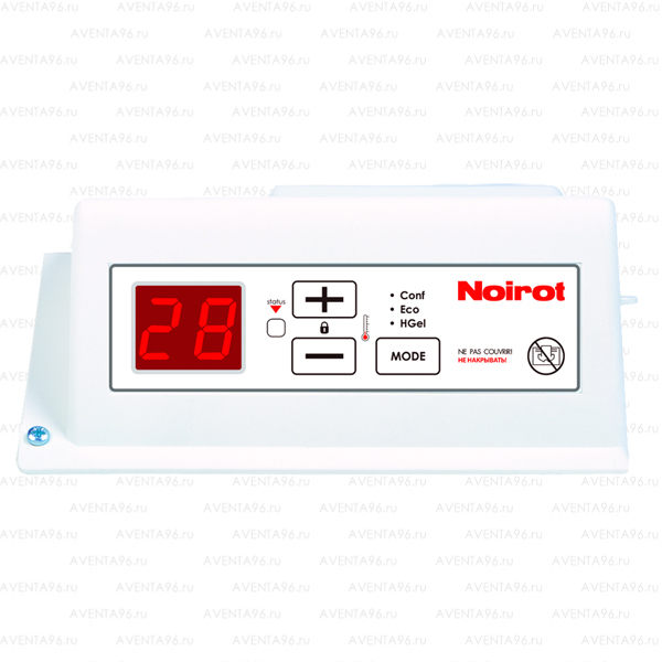 Электрические обогреватели NOIROT - новейший формат тепла ...