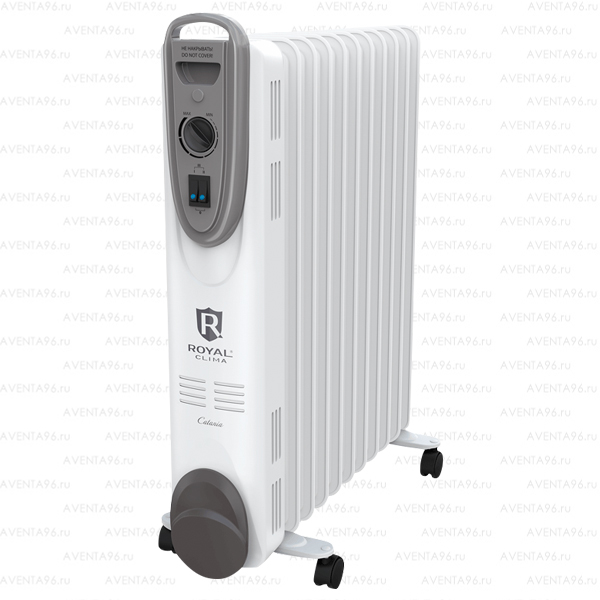 Тепловое оборудование Масляные обогреватели: Масляный обогреватель   ROR-C9-2000M
