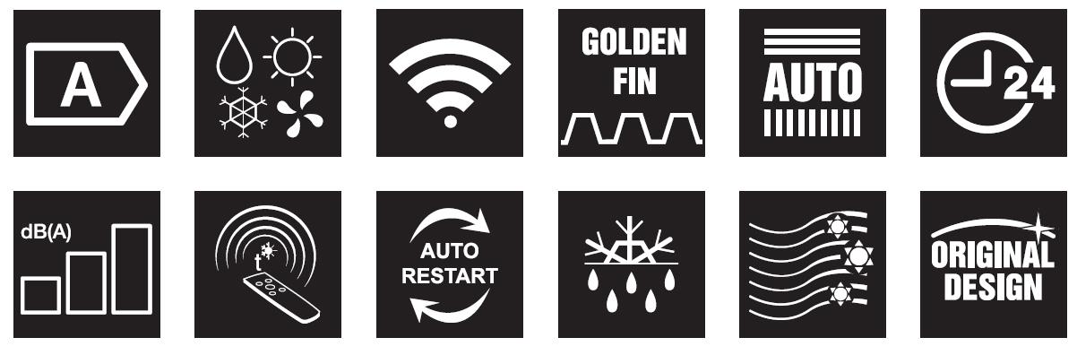 Преимущества настенных кондиционеров Zanussi с wi-fi управлением серии Superiore